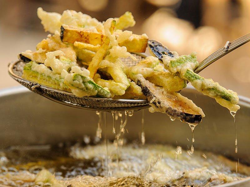 Italian food photography gallery